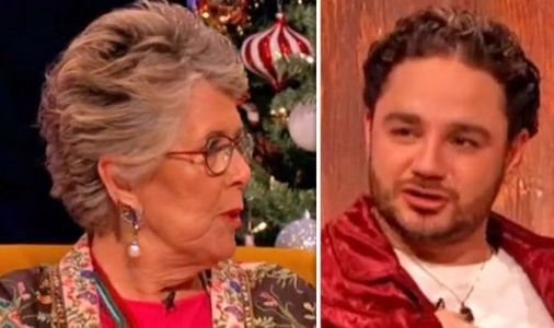 Prue Leith SNAPS at Adam Thomas on Alexander Armstrong's Christmas show 'You're so rude!'