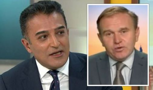 'Tell the nation you made a mistake!' Adil Ray in brilliant slap down of George Eustice