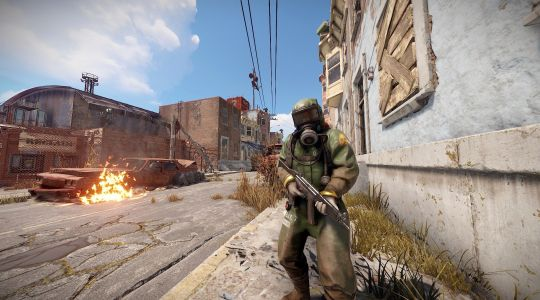Rust is getting supply drop changes that'll make them a lot easier to spot