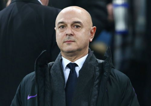 Tottenham place non-playing staff on furlough with Daniel Levy hoping players will 'do their bit'