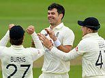 James Anderson, Stuart Broad and Chris Woakes strike to put England on top against Pakistan