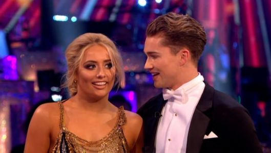 Strictly's Saffron Barker and AJ Pritchard top the leaderboard in shock turnaround