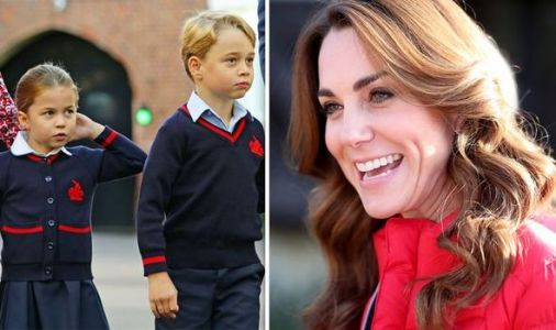 Kate Middleton news: The adorable festive treat Prince George and Charlotte get to enjoy