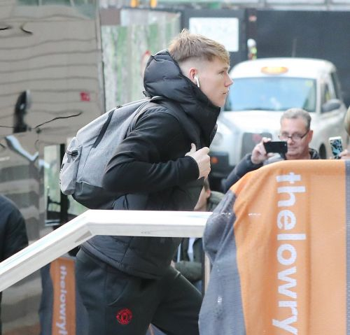 Anthony Martial and Paul Pogba out of Manchester United's clash against Tottenham but Scott McTominay returns