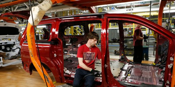 The 40-day GM strike cost the automaker nearly $3 billion - and BAML says Fiat Chrysler is most at risk of a future walkout