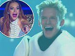 Lindsay Lohan calls out Cody Simpson on The Masked Singer Australia for taking her furniture