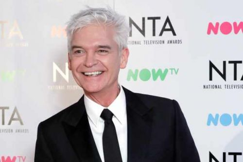Phillip Schofield: 'it's not a Strictly curse - it's a blessing'