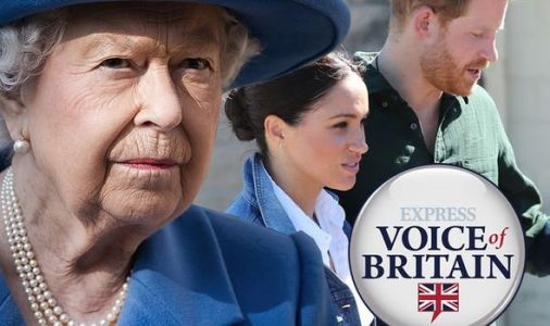 Meghan and Harry should NOT be allowed to return to royal fold - 'Queen deserves better!'