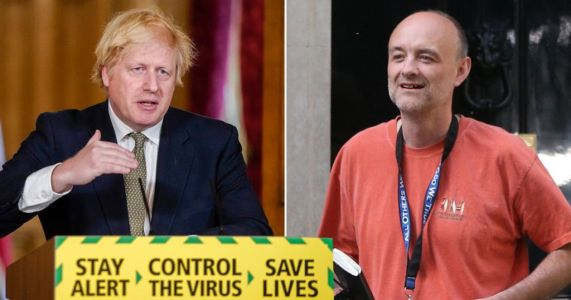Fury at Boris Johnson as he defends Dominic Cummings over 'lockdown breach'