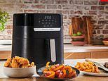 Amazon has slashed the price of the top-rated Tefal EasyFry air fryer