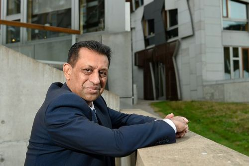 Scottish Labour MSP opens up on decades of racist abuse he has faced
