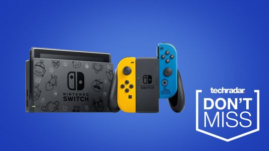 Nintendo Switch Fortnite Edition bundle is now up for pre-order