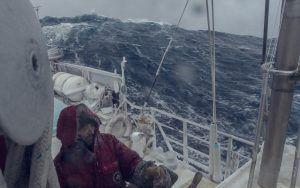 The adventures of Infinity: Sailing to Antarctica on a 120ft handmade k