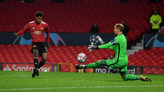 'Stick to the football': activist Marcus Rashford responds with hat-trick