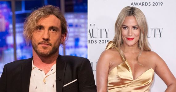 Seann Walsh 'was very nearly pushed there myself' as he calls Caroline Flack's death 'tragic'