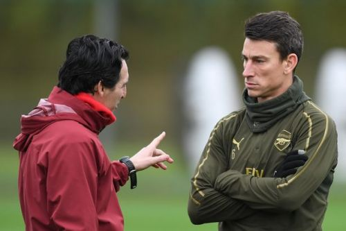 Arsenal's Unai Emery admits Laurent Koscielny may leave - and he has big role for Rob Holding
