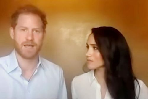 Meghan and Harry berated by BBC's Andrew Neil - 'what's it got to do with them'