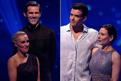 Who left Dancing On Ice during this week's show?