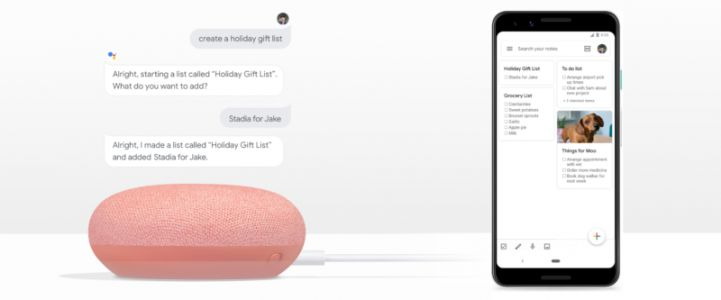 Google Assistant shopping lists are useful again: Keep integration is back
