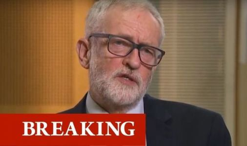 Jeremy Corbyn SUSPENDED from Labour by Starmer after saying anti-Semitism 'overstated'