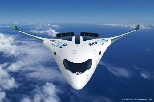 World's first zero-emission plane could be here by 2035