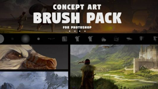 All the best free Photoshop brushes