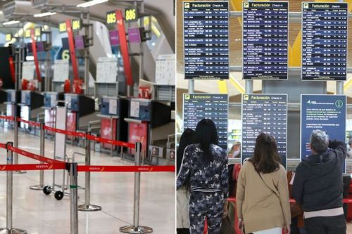 Easter travel chaos warning as Spanish airport handler strikes to go ahead