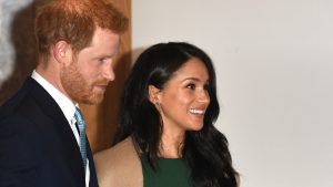 Prince Harry and Meghan Markle open up about baby Archie starting playgroup