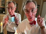Bill Nye takes to TikTok to explain the science behind face masks