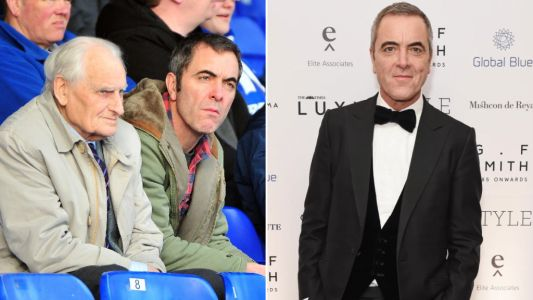 Cold Feet star James Nesbitt shares touching tribute as dad dies, aged 91: 'He as truly great man'
