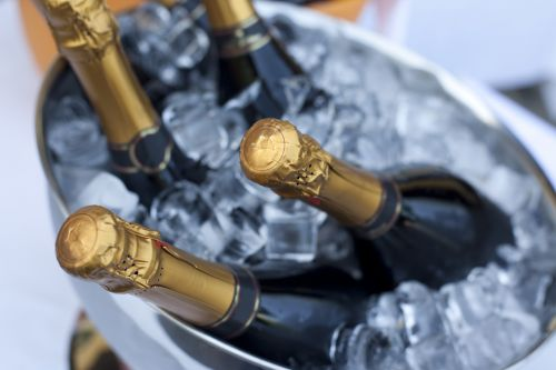 Champagne under threat as climate change begins to take hold
