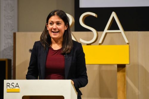 GMB back Lisa Nandy to be Labour party leader describing her as a 'breath of fresh air'