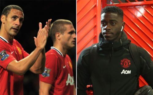 Manchester United still think Axel Tuanzebe can 'reach the same level as Rio Ferdinand and Nemanja Vidic'