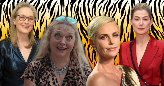 Who should play Carole Baskin in live-action Tiger King TV movie: From Meryl Streep to Charlize Theron, all the cool cats and kittens we want to see on-screen