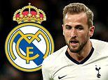 Real Madrid 'keeping watch of Harry Kane' after the striker admitted he could quit Spurs