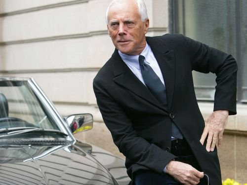 Giorgio Armani just bought a $17.5 million penthouse in NYC. Take a look at how one of the richest men in fashion spends his fortune, from a 213-foot yacht to homes in Italy and the Caribbean
