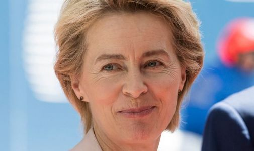 Ursula von der Leyen: Merkel ally voted in as first female EU Commission president