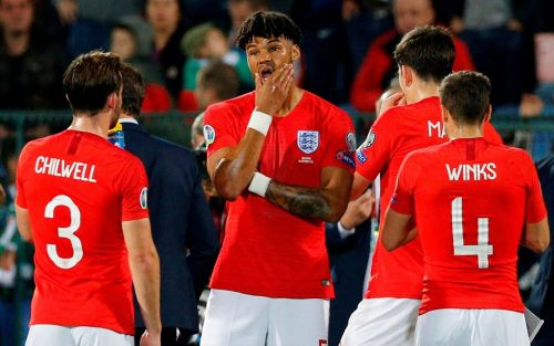FA to check on mental state of England players following Bulgaria racism scandal