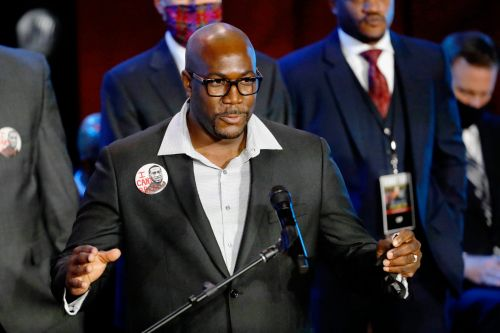 George Floyd's brother, Philonise Floyd, will testify before Congress on Wednesday during a hearing on police brutality
