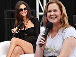 Emily Ratajkowski and Amy Schumer discuss their friendships at the Tribeca Festival in NYC