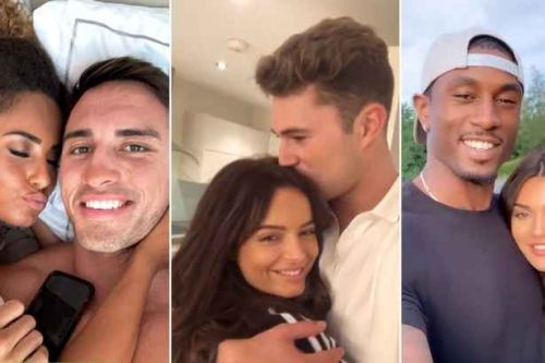 Which of the couples from this year's Love Island are still together?