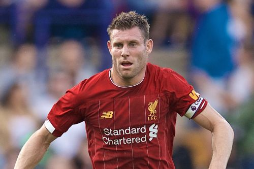 From youngest-ever goalscorer to Champions League winner: James Milner's career in kits