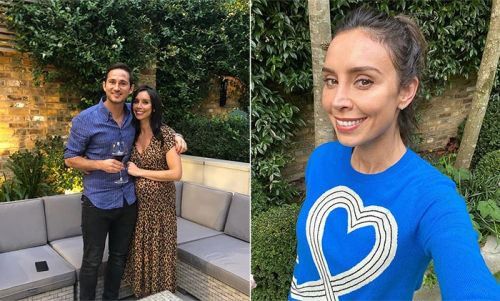Inside Lorraine host Christine Lampard's incredible £10million London home with husband Frank
