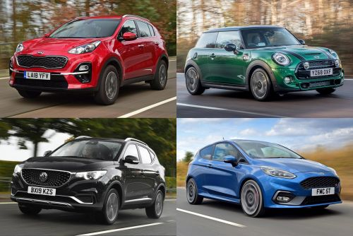 Best new cars for under £300 per month