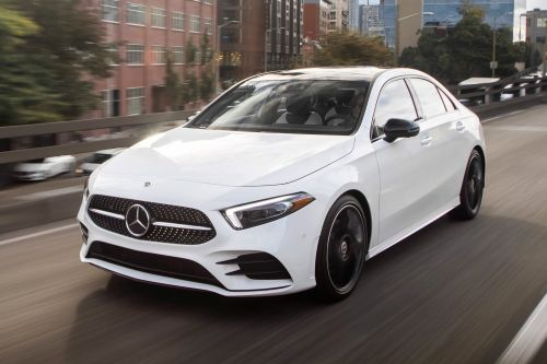 New Mercedes A-Class Saloon 2018 review