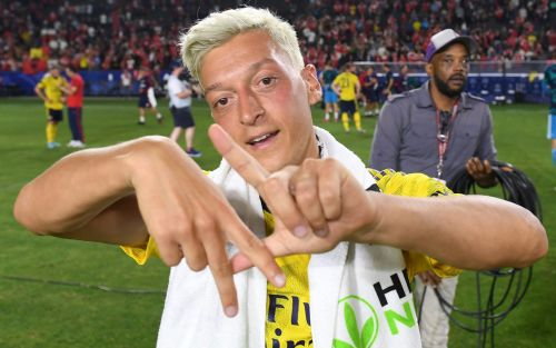 'Happy, fit and fresh' Mesut Ozil insists he and Arsenal are ready to hit new heights next season