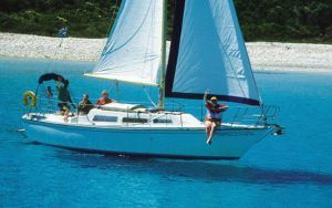 Jaguar 27 review and test sail