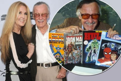 Stan Lee was creating a NEW superhero just days before his death