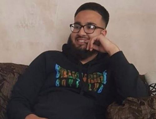 First picture of Asim Khan, 21, stabbed to death in Cardiff as police arrest man, 27