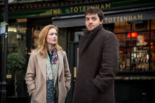 Holliday Grainger on whether she thinks Cormoran and Robin should get together in new series of Strike